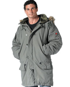CATALOG: ROTHCO ULTRA FORCE N-3B PARKAS, N-2B FLIGHT JACKETS, M-51 ...