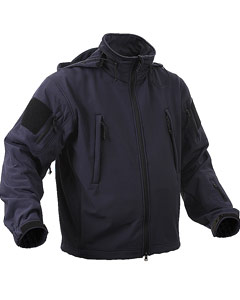 SPECIAL OPS TACTICAL SOFTSHELL JACKET - MIDNIGHT BLUE 9511