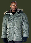 ULTRA FORCE� SAGE N-3B PARKA 9387